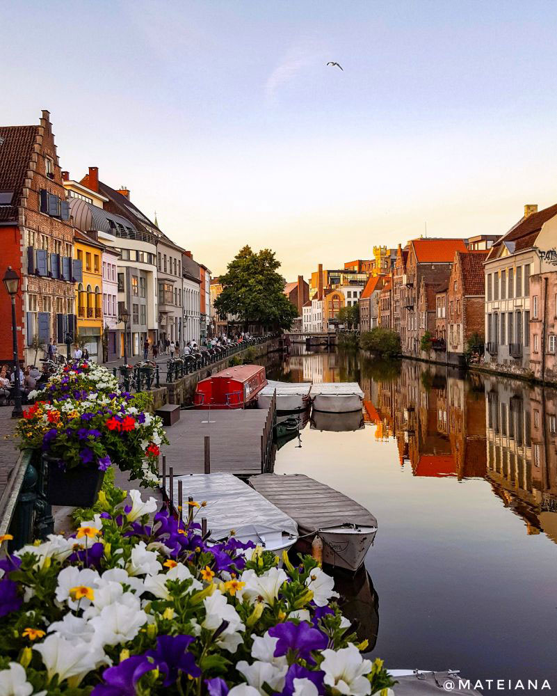 Gent Ghent City Guide Travel Itinerary Photos Map Travel Tips