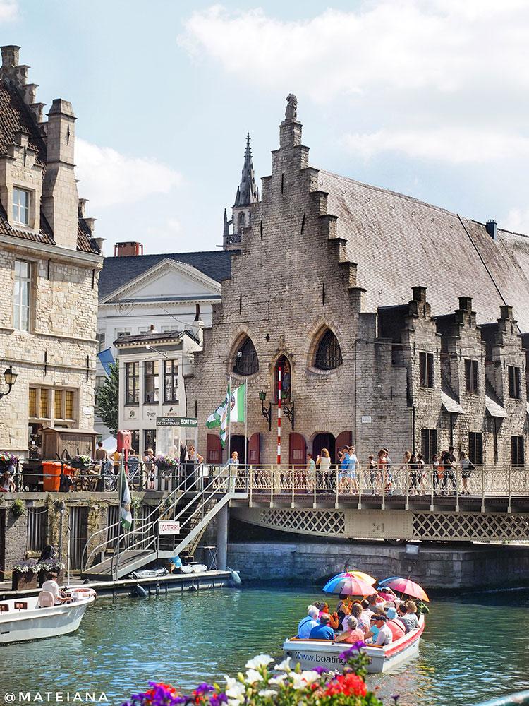 Groot-Vleeshuis---Ghent,-Belgium