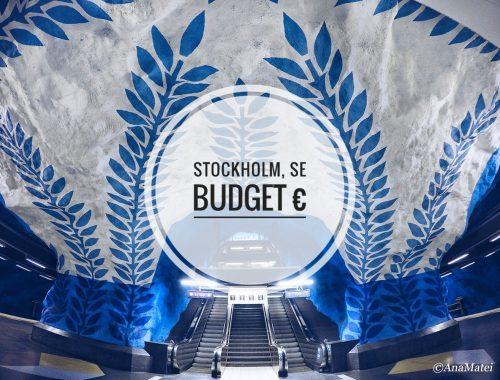 Stockholm Travel Budget