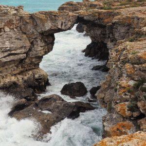 Tyulenovo-Cliffs---landscape-details