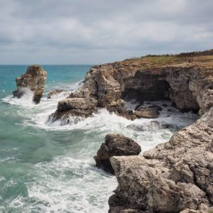 Tyulenovo-Cliffs-on-the-Bulgarian-Black-Sea-Coast