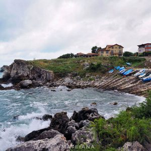 Tyulenovo-seaside-village,-Bulgaria
