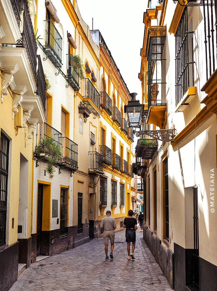 Seville Travel Guide How To Spend 48 Hours In Seville