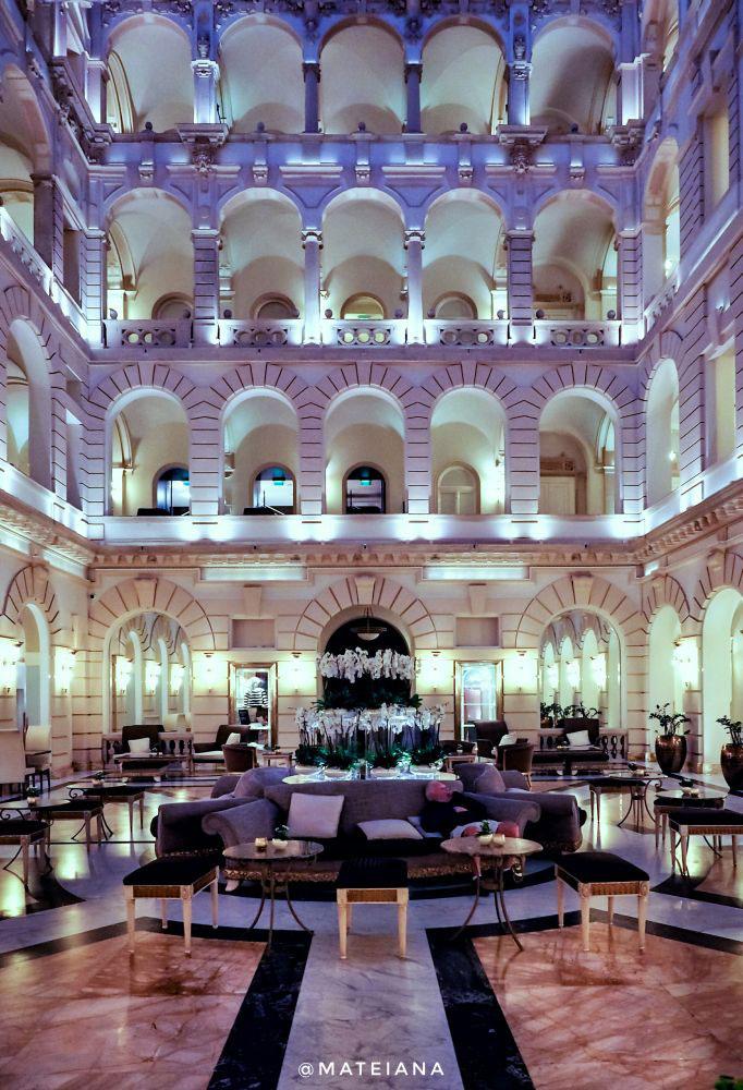 Boscolo Hotel Budapest - interior