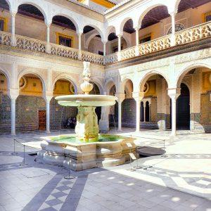 Casa-de-Pilatos---main-patio