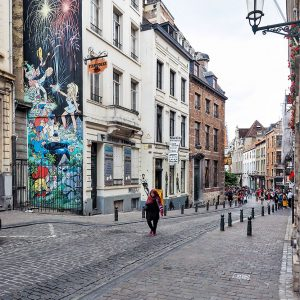 Comic-Strips-Brussels---Olivier-Rameau-by-Dany-and-Greg