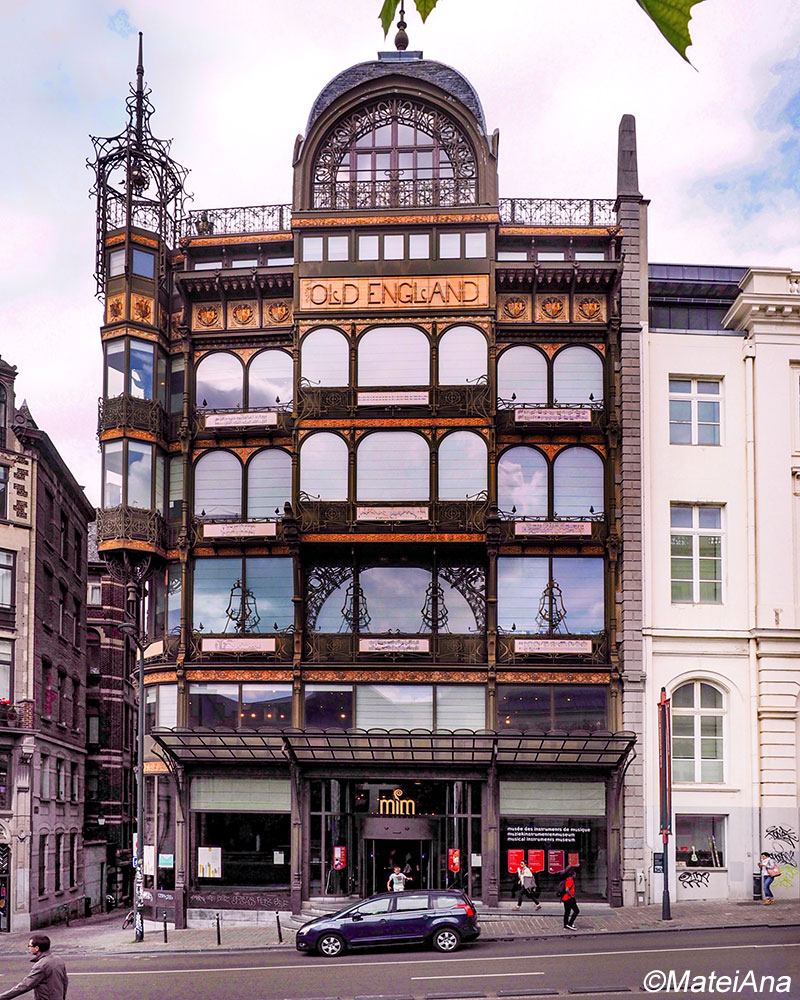 MIM - Musical Instruments Museum in Brussels