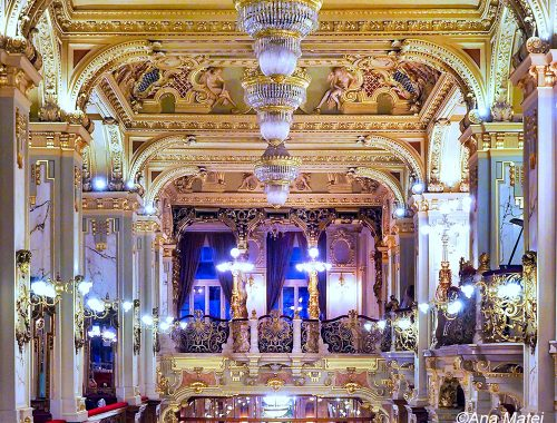 New York Cafe Budapest - The Most Beautiful Cafe in the World