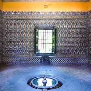 Real-Alcazar-Seville---secret-corner