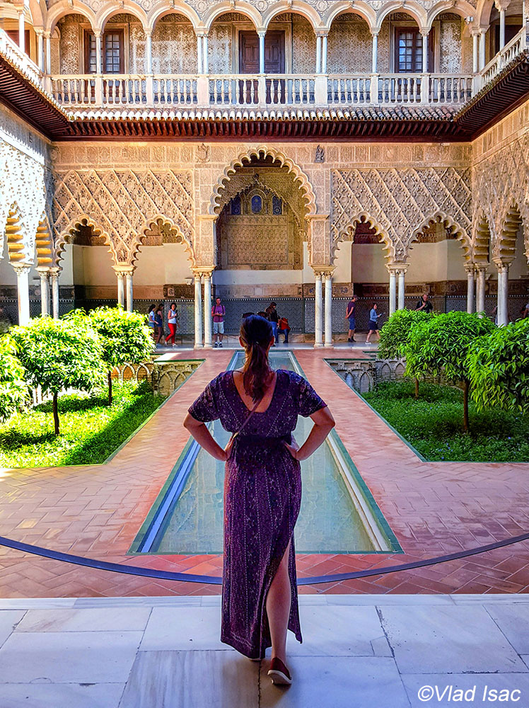 Real-Alcazar-of-Seville---Andalucia,-Spain