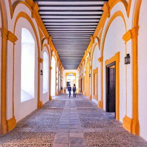 Real-Alcazar-of-Seville---archi-detail