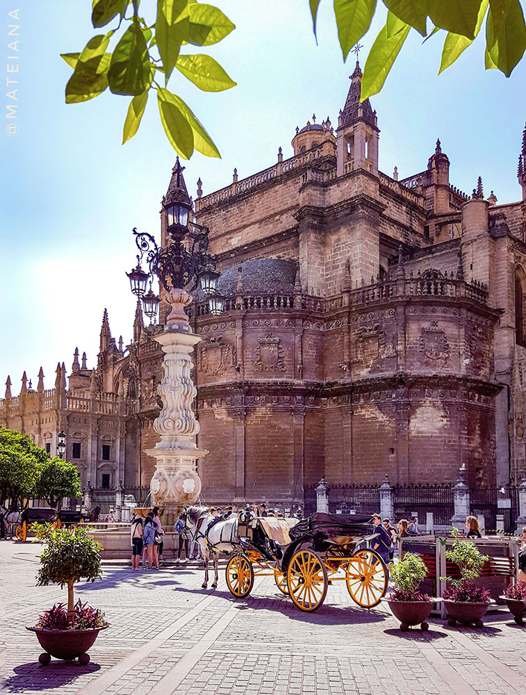 Seville-Cathedral---Andalucia,-Spain