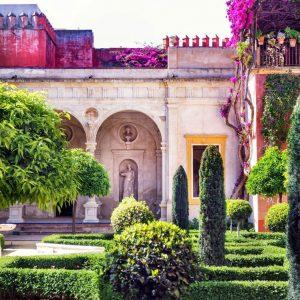 Casa-de-Pilatos-Seville---lovely-patio