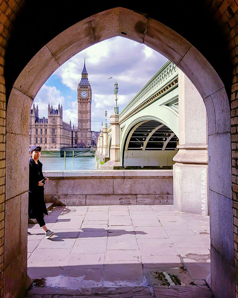 The Arch at Westminister Bridge