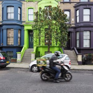 Lancaster-Road---moto-passing-by-beautiful-houses