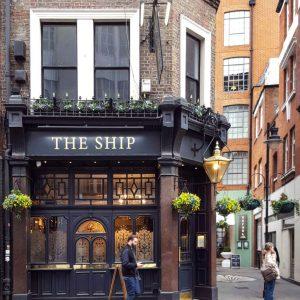 London-Pubs---The-Ship