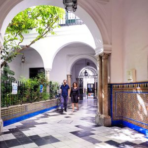 Patio-at-British-Institute-Seville