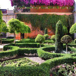 Patio-at-Casa-de-Pilatos-Seville
