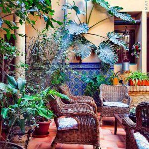 Patio-de-las-Cruces-Hotel---Bario-Santa-Cruz-Seville