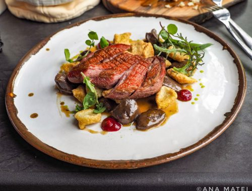 Polish Food Tour in Warsaw - duck