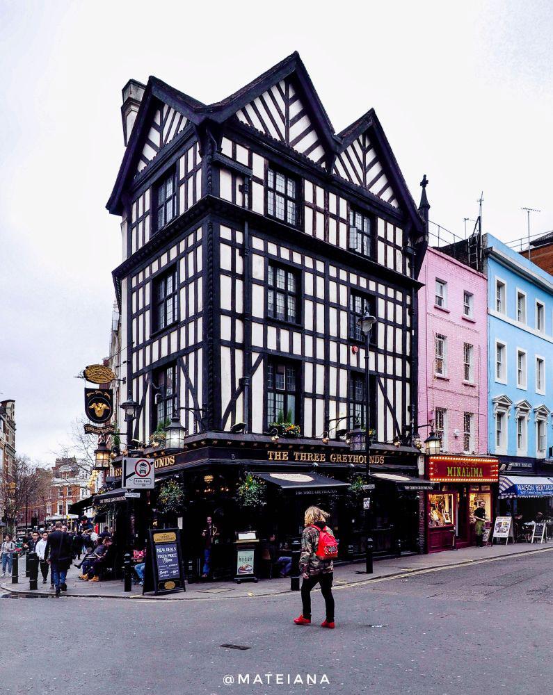 Soho-London---Architecture