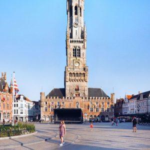 Belfry-of-Brugge---Grote-Markt