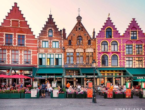 Brugge City Guide