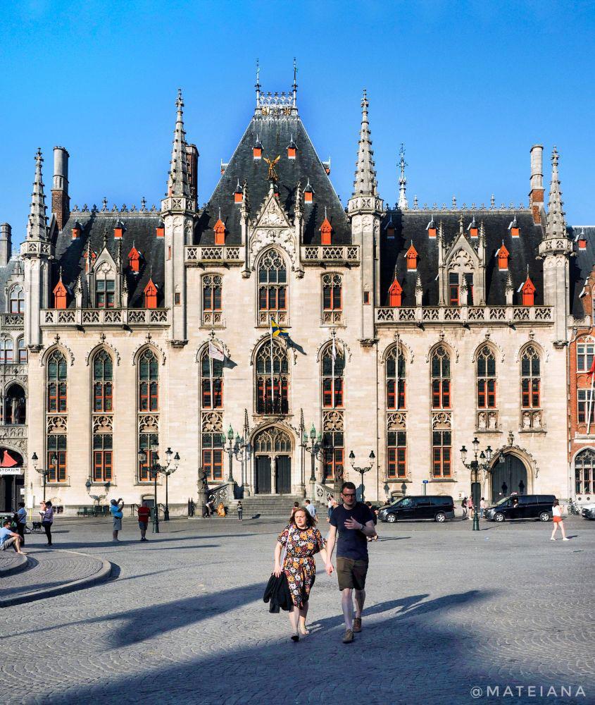 Brugge City Hall