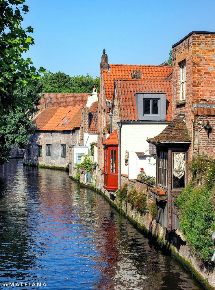 Dijver Canal Brugge