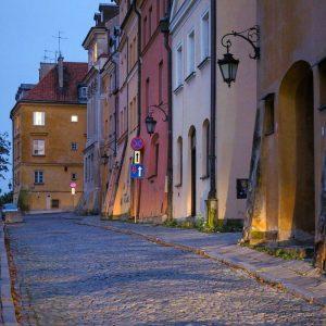 Brzozowa-Street-Warsaw-at-dusk1
