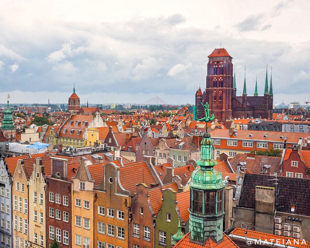 Gdansk City Guide - Poland Trip
