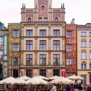 Gdansk---Long-Lane---Architecture