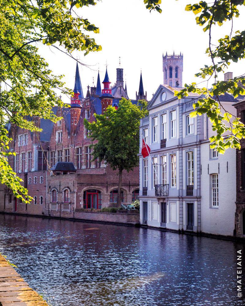 Groenerei-Canal-Brugge