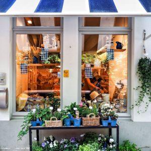 shop front Brugge