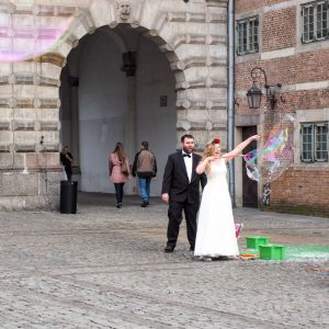 Green Gate Gdansk and married couple