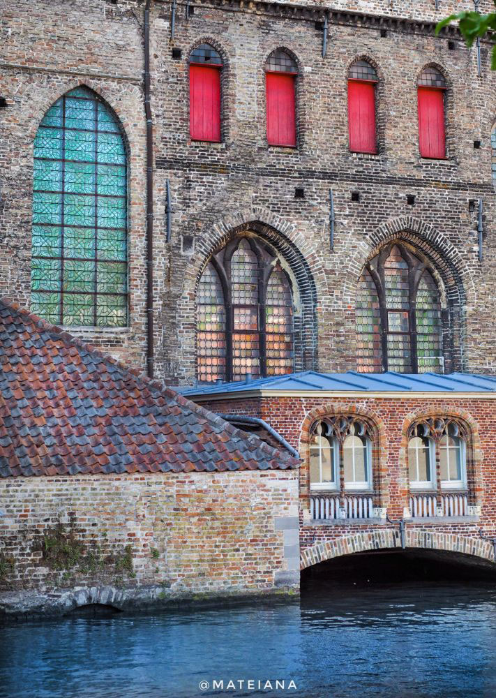Old St John s Hospital in Brugge