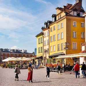 Plac-Zamcowy-architecture-in-Warsaw