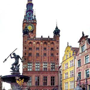 Ratusz Gdansk