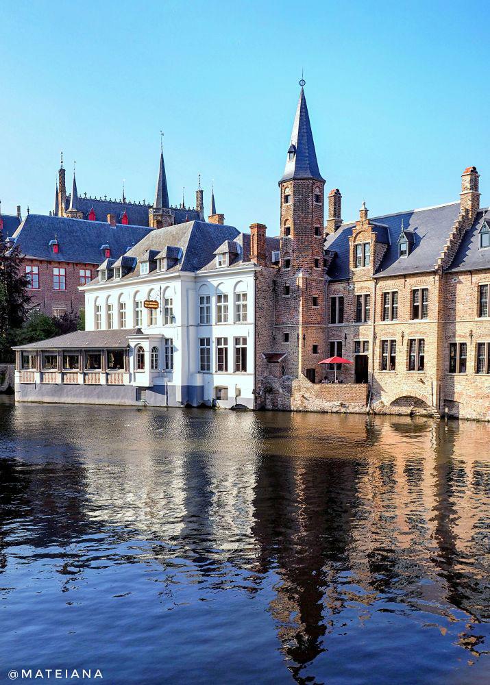 Rozenhoedkaai-Brugge