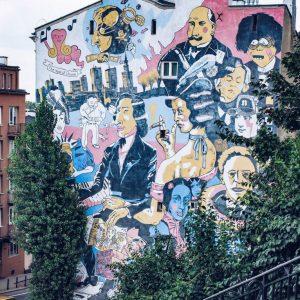 Street-Art-Warsaw