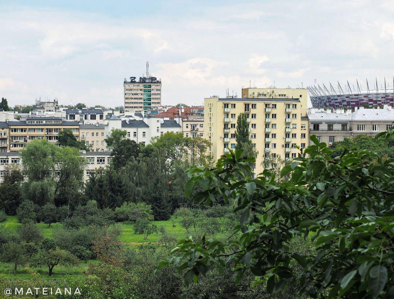Warsaw-cityscape