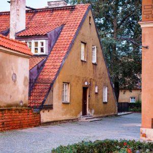 architecture-in-Warsaw-near-Barbakan-Warszawski