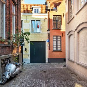 architecture Brugge