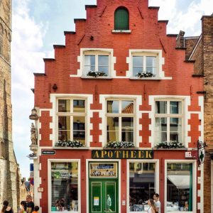 lovely house in Brugge