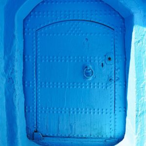 All-Blue-Door-in-Chefchaouen