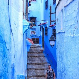 Blue-Streets-of-Chefchaouen---Vlad