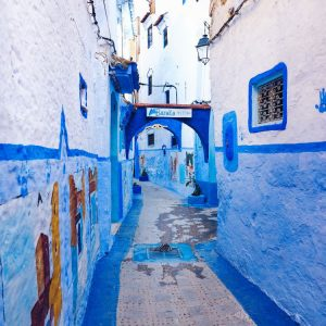 Blue-Streets-of-Chefchaouen---point-of-view
