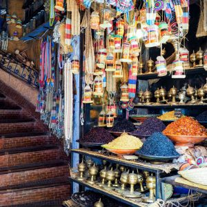 Chefchaouen-Souq---spice-and-everything-nice