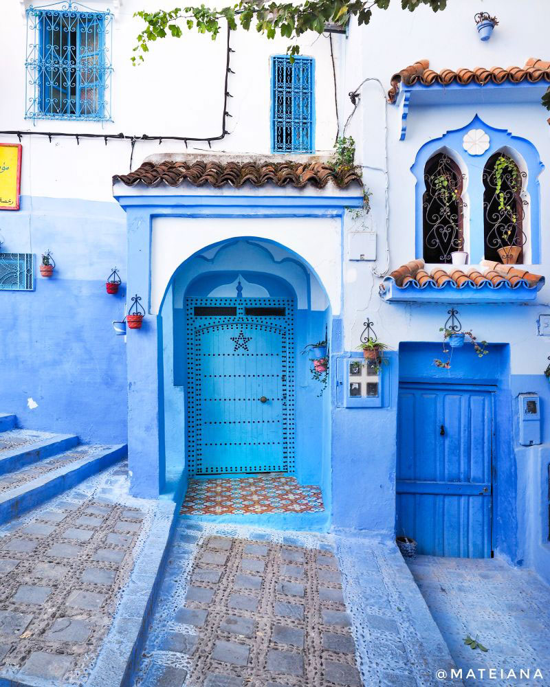Chefchaouen---The-Blue-City-of-Morocco---Old-Medina