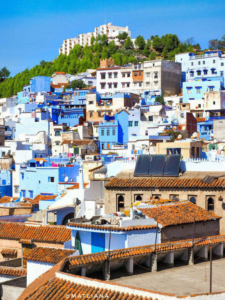 Chefchaouen-from-above---Aladin-Restaurant
